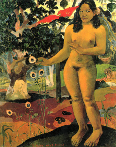 Paul Gauguin Te Nave Nave Fenua
