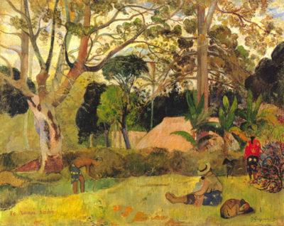 Paul Gauguin Te Raai Rahi