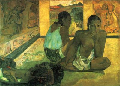 Paul Gauguin Te Rerioa
