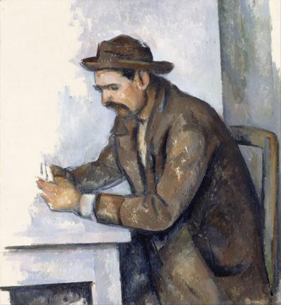 Paul Cézanne The Card Player