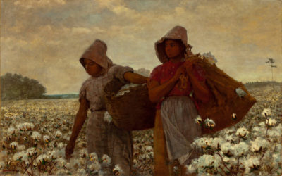 Winslow Homer The Cotton Pickers