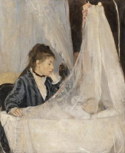 Berthe Morisot The Cradle