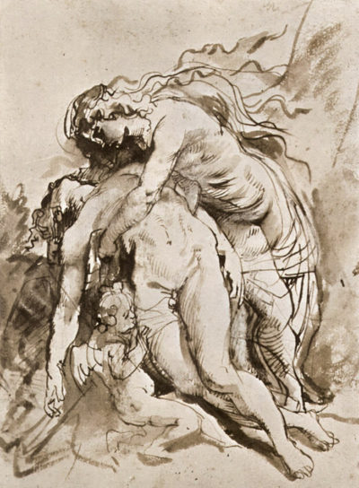 Peter Paul Rubens The Death of Adonis