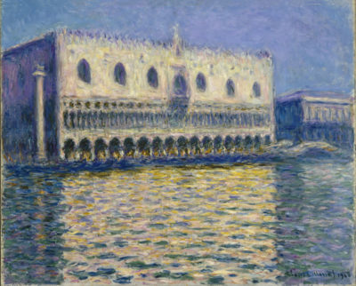 Claude Monet The Doge's Palace