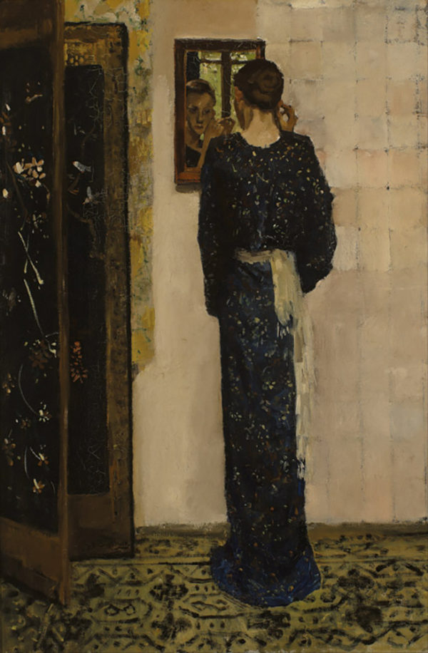 George Hendrik Breitner The Earring