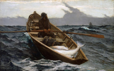Winslow Homer The Fog Warning