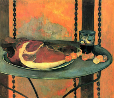 Paul Gauguin The Ham
