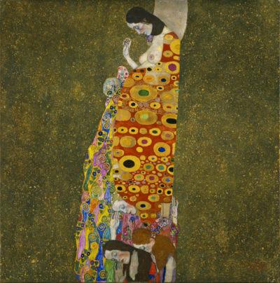 Gustav Klimt The Hope II