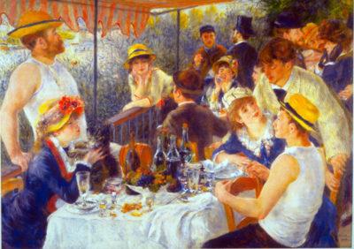 Pierre-Auguste Renoir The Luncheon