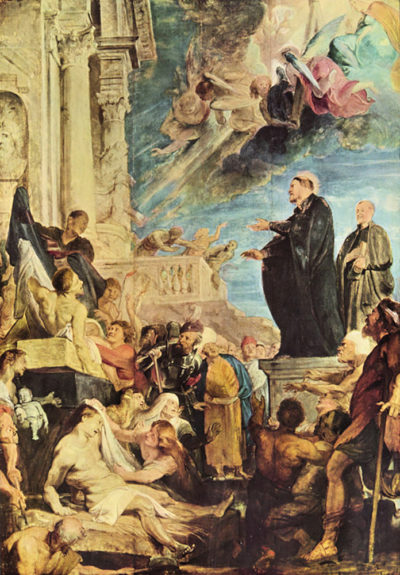 Peter Paul Rubens The Miracle of St. Francis Xavier