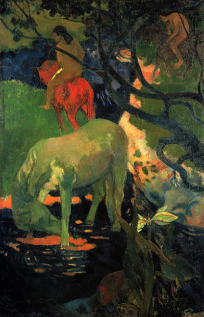 Paul Gauguin The Mold