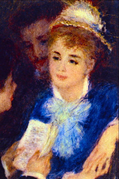 Pierre-Auguste Renoir The Perusal of the Part
