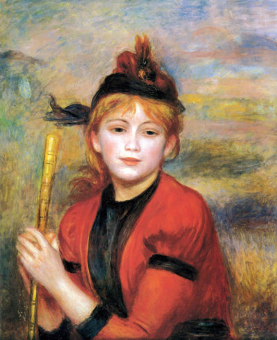 Pierre-Auguste Renoir The Rambler