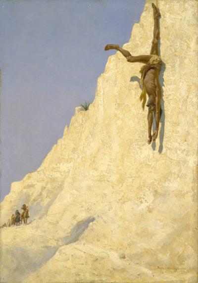 Frederic Remington The Transgressor