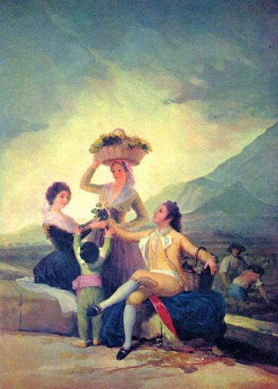 Francisco Goya The Vintage