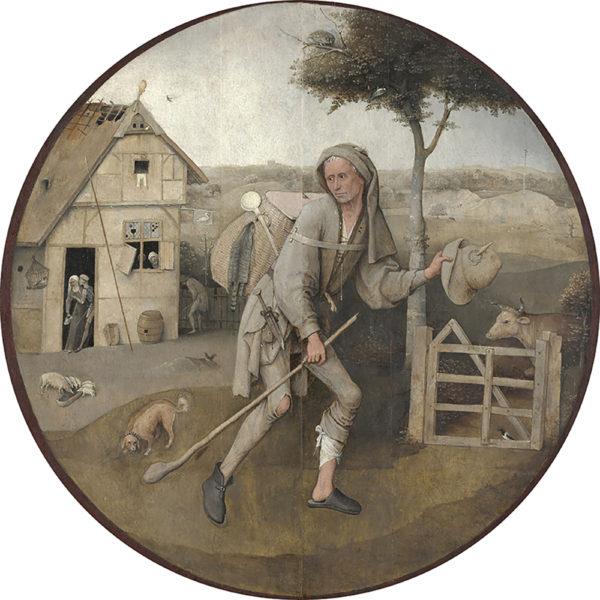 Jheronimus Bosch The Wayfarer