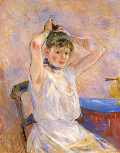 Berthe Morisot The bath (Morisot)