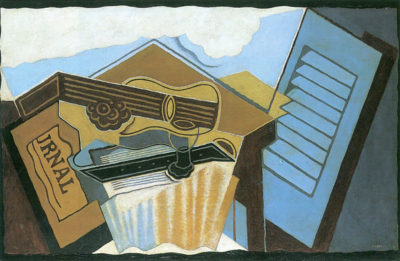 Juan Gris The cloud