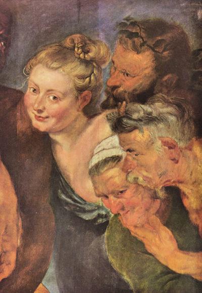 Peter Paul Rubens The drunken Silenus