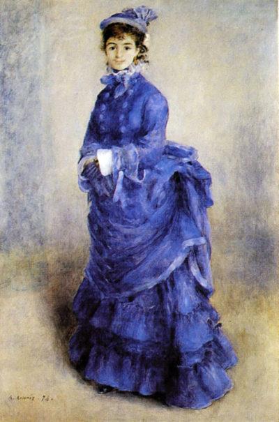 Pierre-Auguste Renoir The parisian