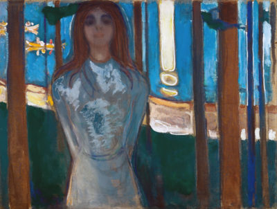 Edvard Munch The voice