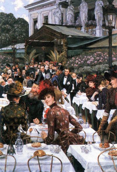 James Tissot The women of the artist