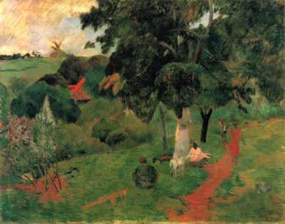 Paul Gauguin To and Fro