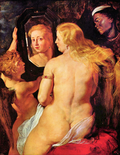 Peter Paul Rubens Toilette of Venus
