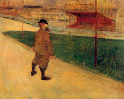 Henri de Toulouse-Lautrec Tristan Bernard
