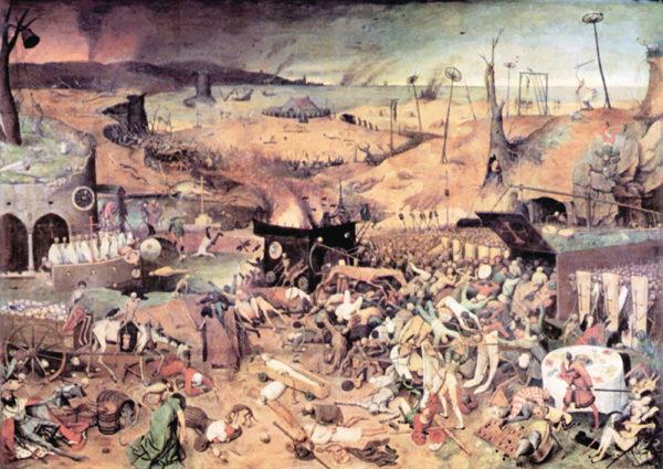 Pieter Bruegel Triumph of Death
