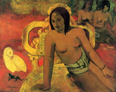 Paul Gauguin Vairumati
