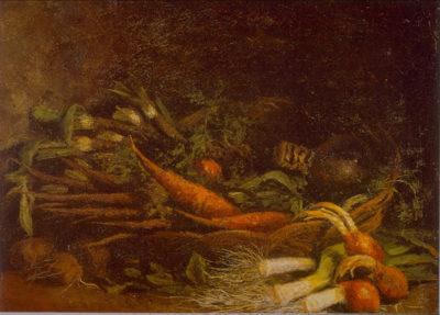 Vincent van Gogh Vegetables