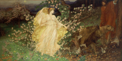 William Blake Richmond Venus and Anchises