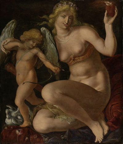 Jacob de Gheyn (II) Venus and Amor