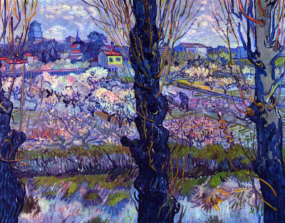 Vincent van Gogh View of Arles