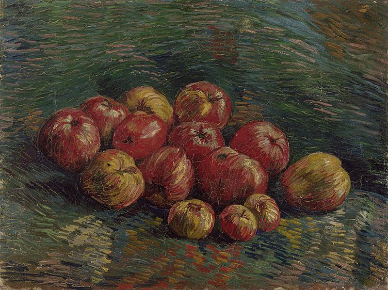 Vincent van Gogh Apples