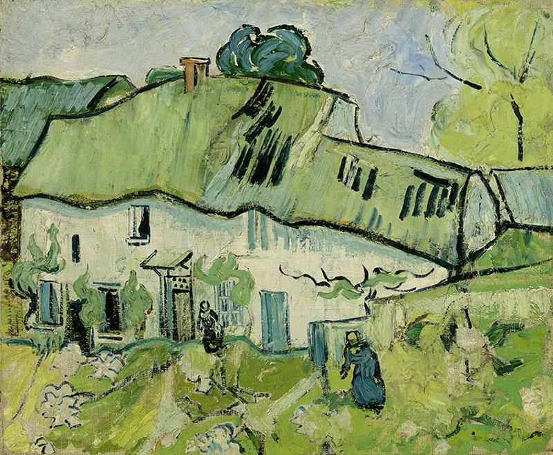 Vincent van Gogh Farmhouse