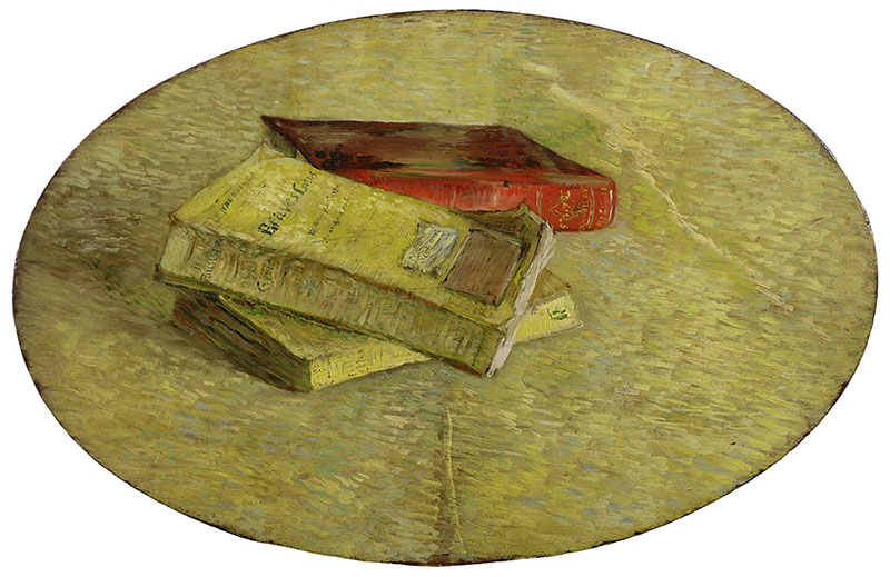 Vincent van Gogh Three Novels