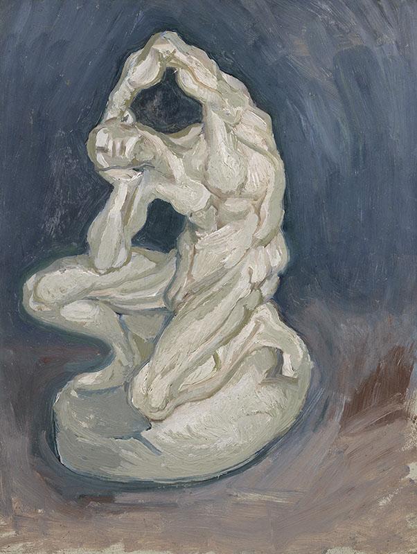 Vincent van Gogh Kneeling Ecorché