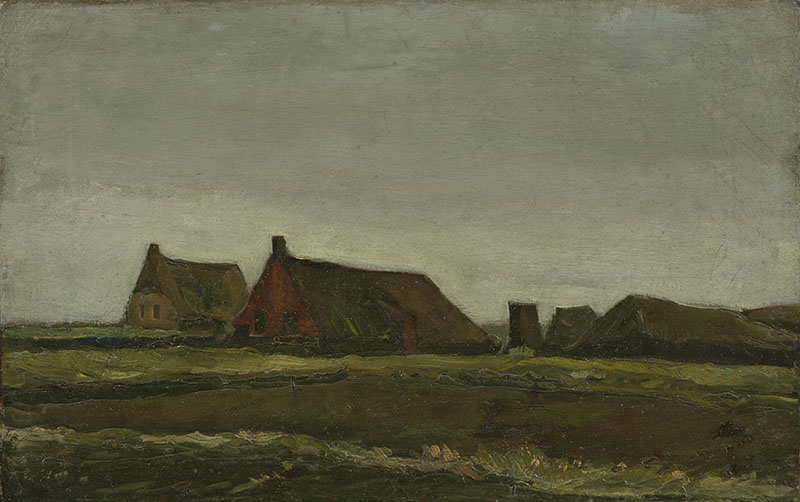 Vincent van Gogh Cottages