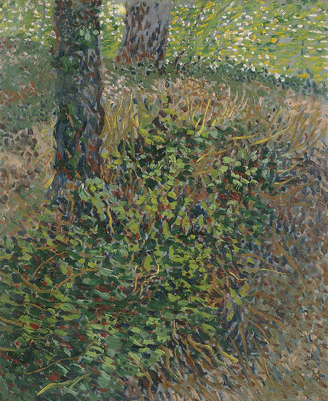 Vincent van Gogh Undergrowth (2)