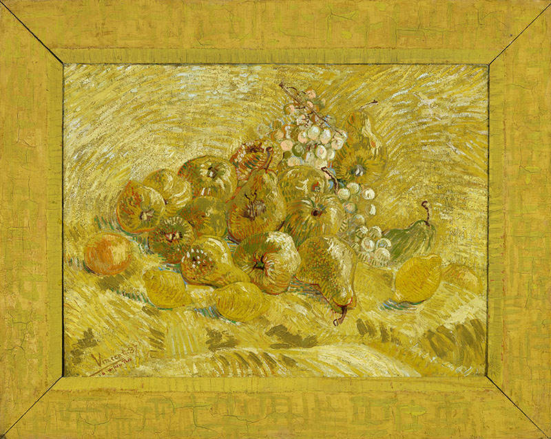 Vincent van Gogh Quinces