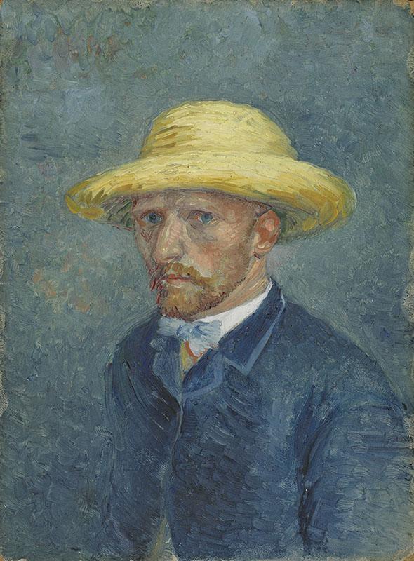 Vincent van Gogh Portrait of Theo van Gogh