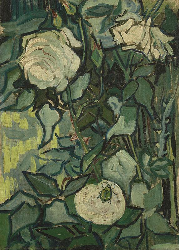 Vincent van Gogh Roses