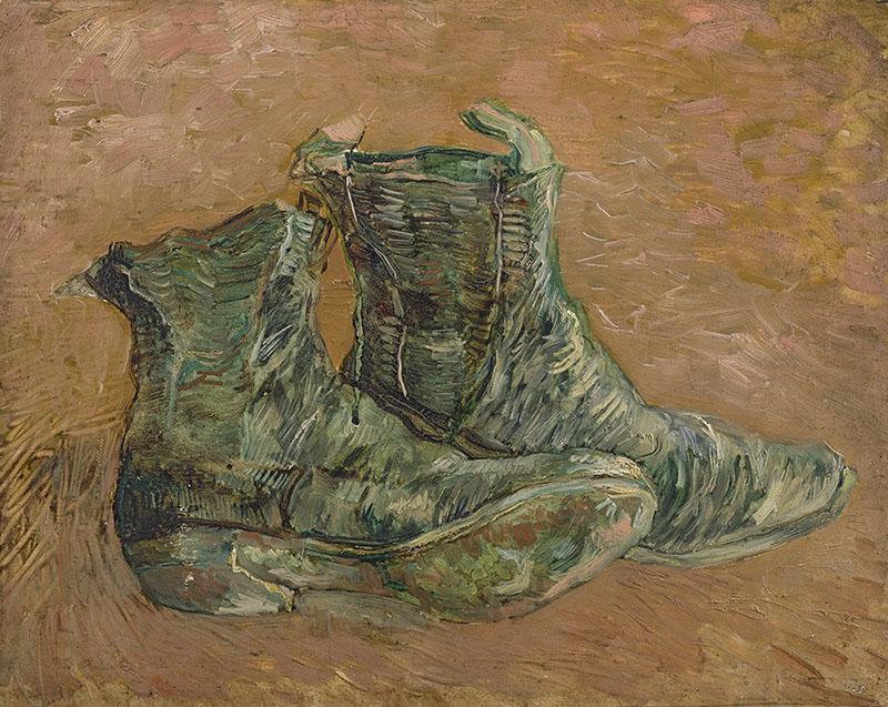 Vincent van Gogh Shoes (2)