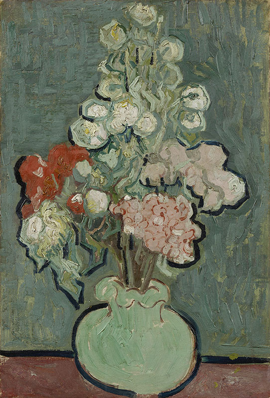 Vincent van Gogh Vase of Flowers