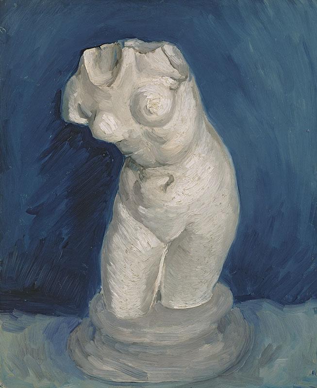 Vincent van Gogh Torso of Venus (2)
