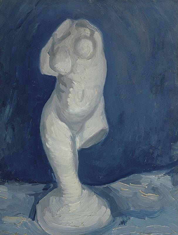 Vincent van Gogh Torso of Venus (3)