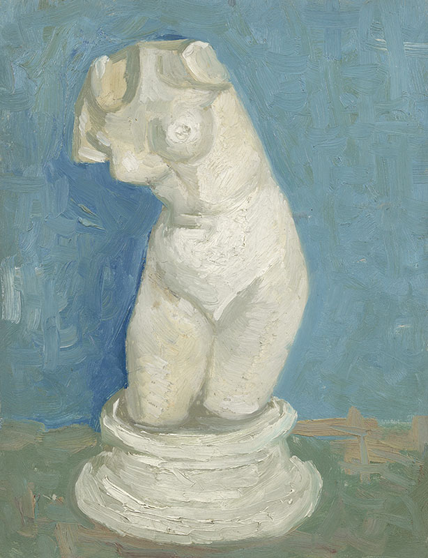 Vincent van Gogh Torso of Venus (4)
