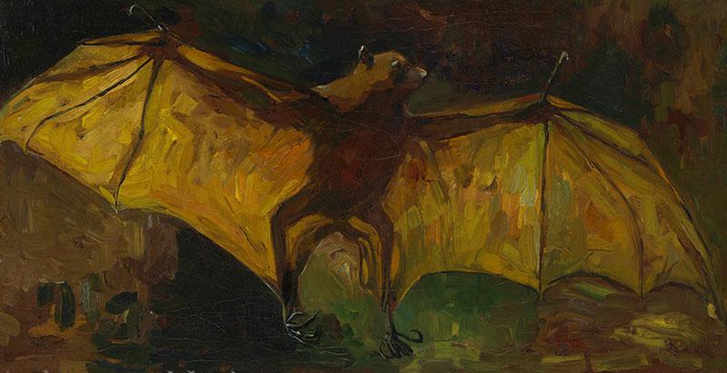 Vincent van Gogh Flying Fox